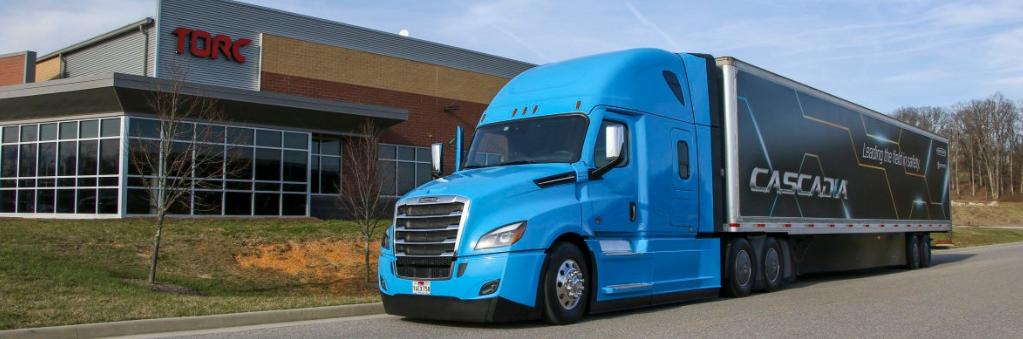 Daimler Trucks set to acquire majority stake in Torc Robotics