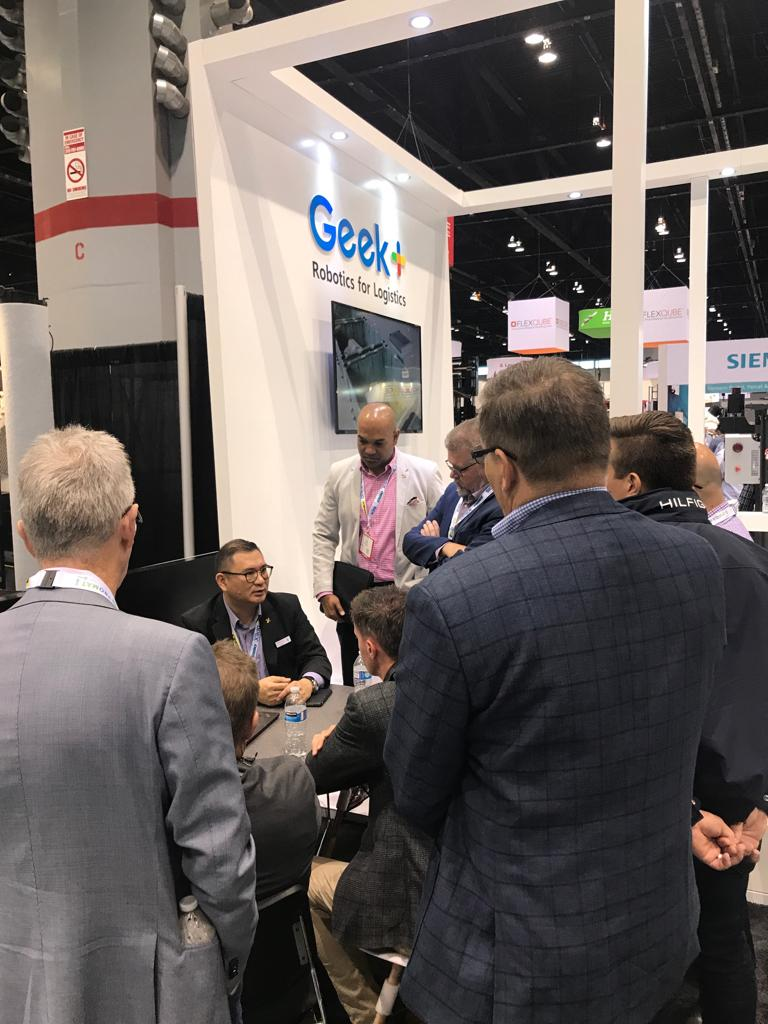 geek plus at promat