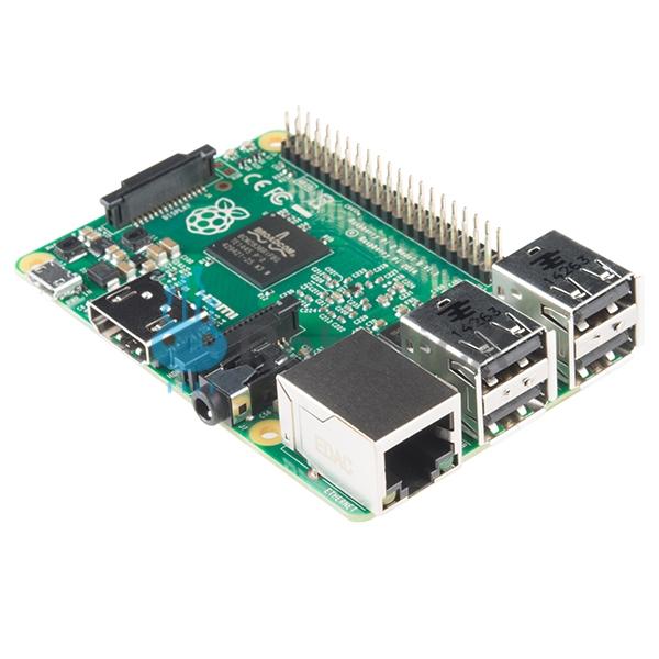 Raspberry Pi - Model B-01