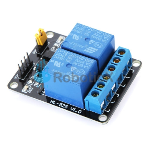 2-Channel 5V Relay-01