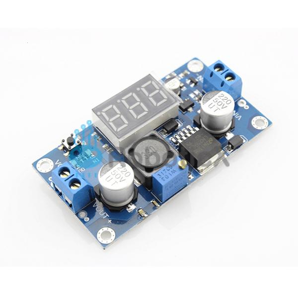 DC-DC Module LCD -01