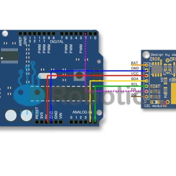 Real Time Clock - 03