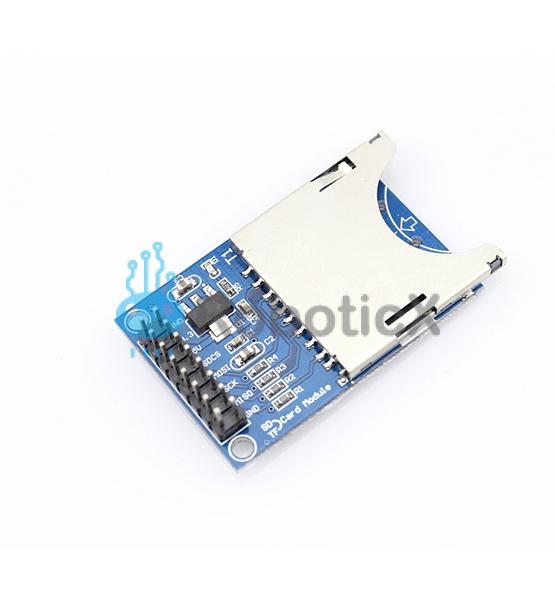 SD Card Socket-01