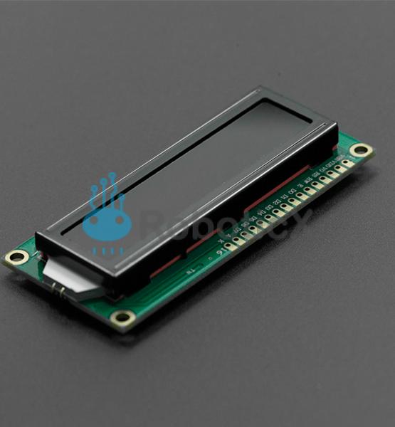 Standard LCD 16x2 -01