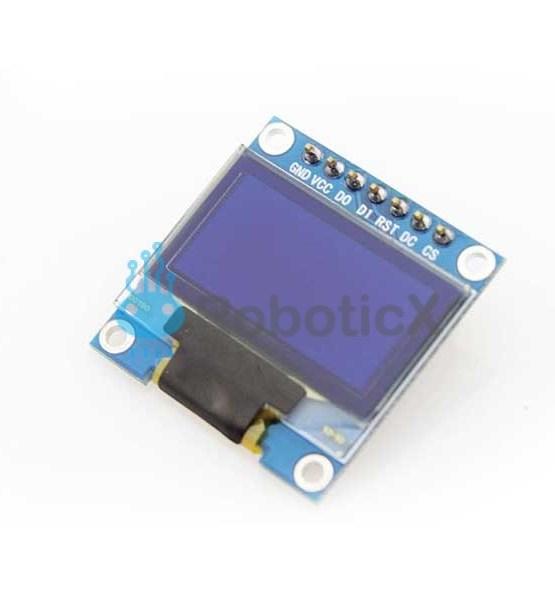 0.96 OLED 128x64- Blue-01