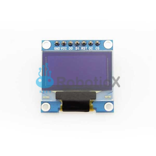 0.96 OLED 128x64- Blue-02