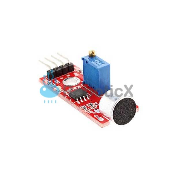 Analog Sound Sensor module-01