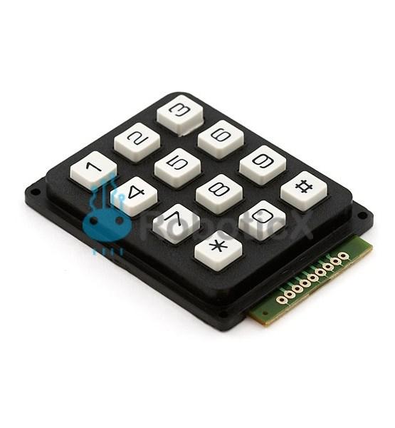 Keypad - 12 Button-01