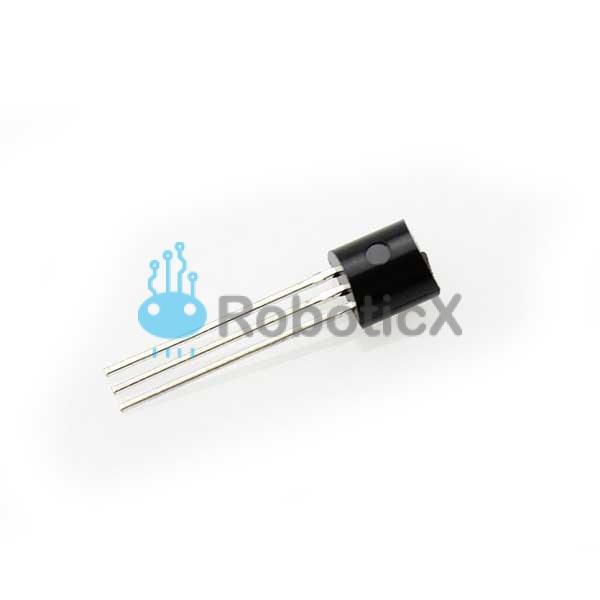 Temprature Sensor - LM35D-02