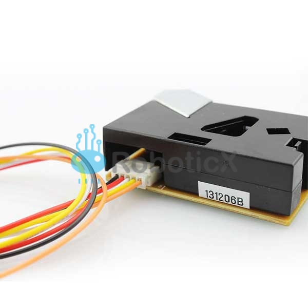 Dust Sensor- DSM501A -04