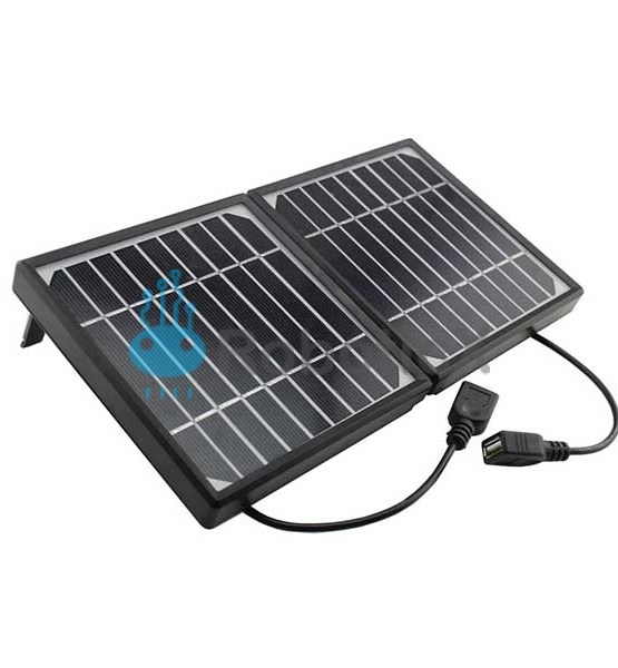 Foldable Solar Panel- 5W 5V -01