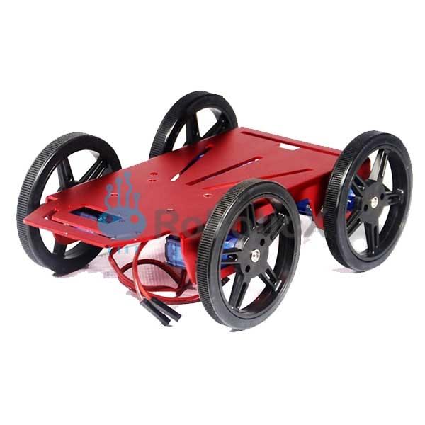 4WD Mini Robot 03