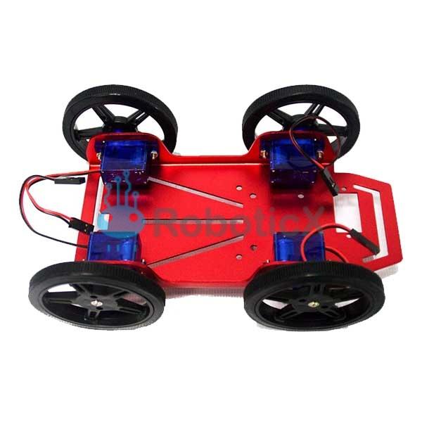 4WD Mini Robot 04