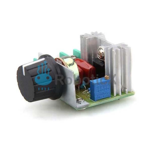 Dimmer Speed Temperature Controller -02