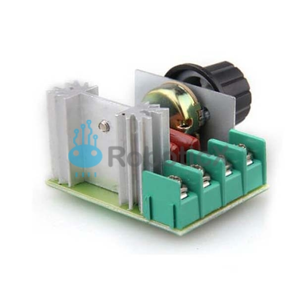 Dimmer Speed Temperature Controller -05
