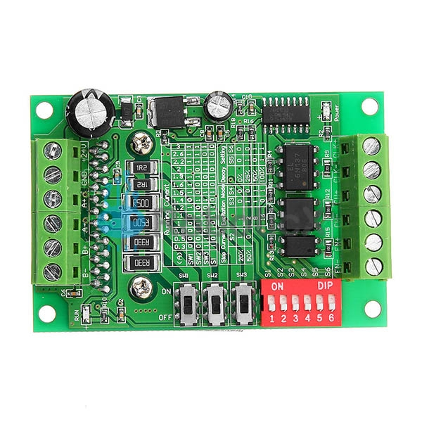 Stepper Single 1 Axis 3.5A TB6560 Stepping Motor Driver Board Control CNC Route