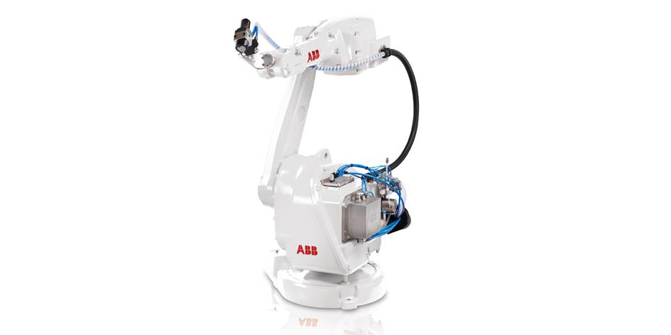 IRB52 lakkeringsrobot