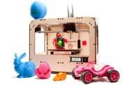 3D-skrivare och robotluftrenare på CES 2012