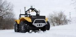 Grizzly – autonom robottraktor från Clearpath Robotics