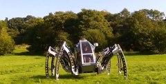 Veckans videor: 2 tons hexapod och autonom hexarotor