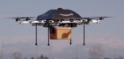 Amazon planerar hemleveranser med drönare 2015