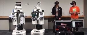 Veckans videor: Oculus Rift för robotar och OpenROV 2.5