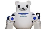 Robotbjörn ska lyfta Japans åldrande befolkning