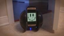 OLLOBOT förvandlar din gamla Androidmobil till en rullande robot