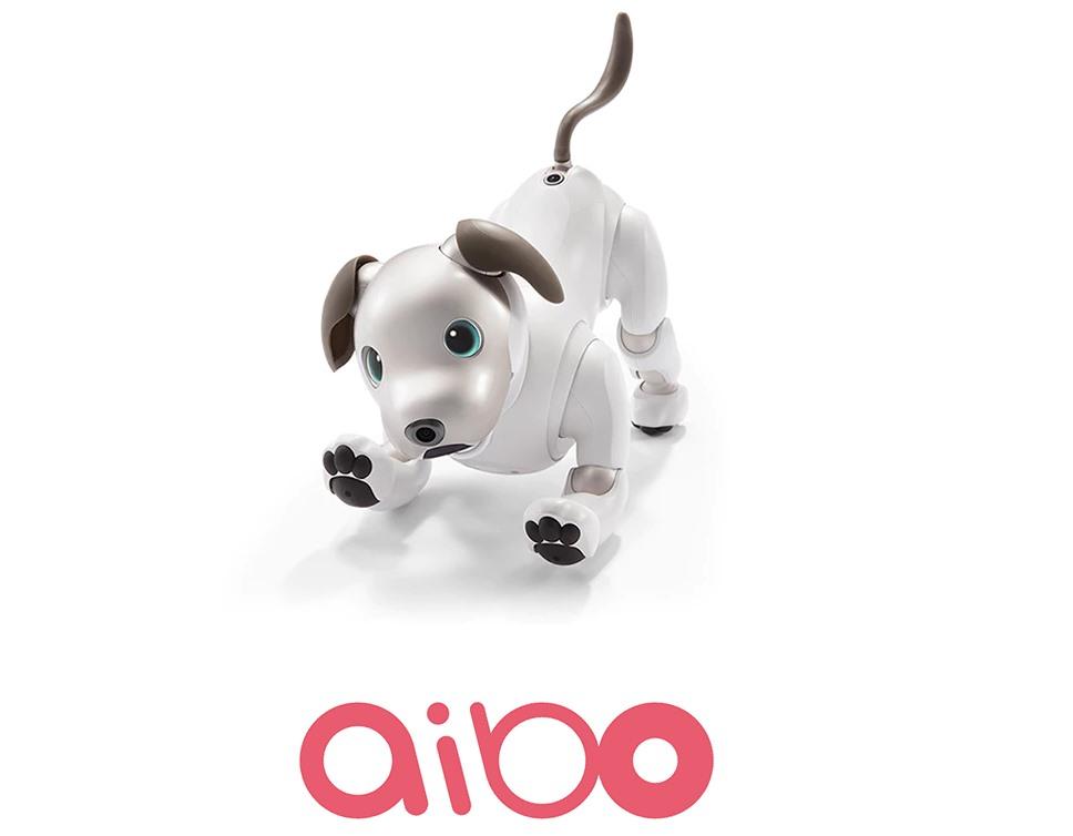 Sony har avtäckt nya Aibo