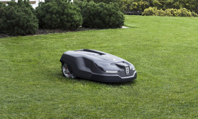 husqvarna automower 315x robotnyheter. Black Bedroom Furniture Sets. Home Design Ideas