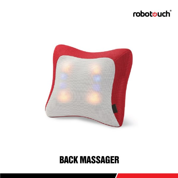 Robotouch Portable 3-D Back Massager - Massage On The Go.-0