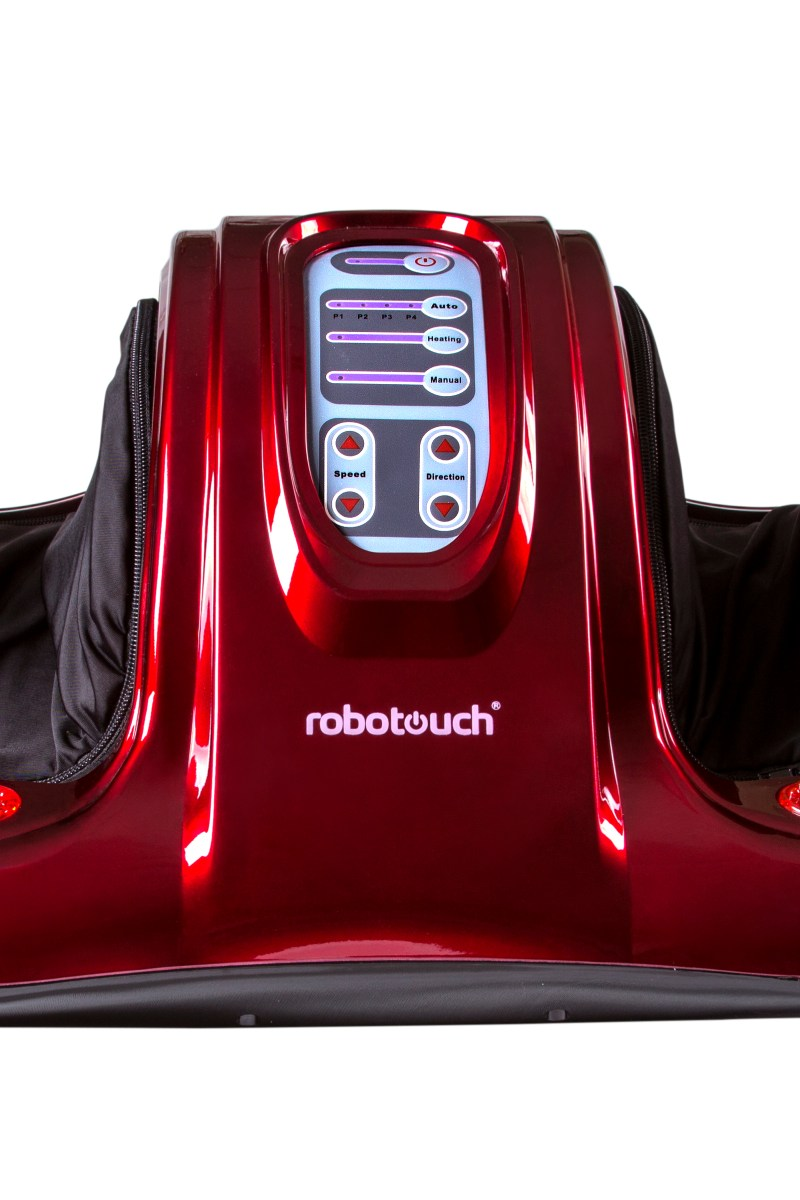 Robotouch Relievo Foot Massager-All In One Kneading, Shiatsu Rolling Foot Massager-371