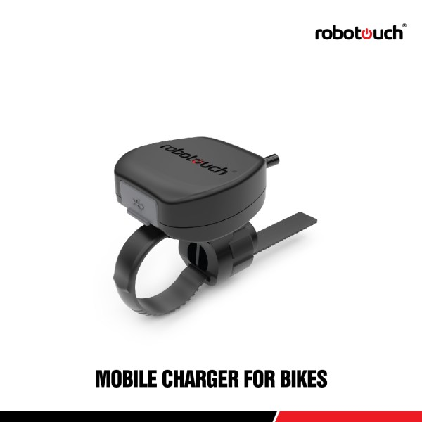 RideOn - Mobile Charger for Bikes and Scooty With Fuse-0