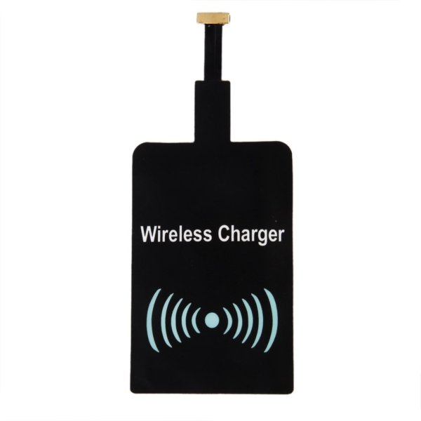 Qi Wireless Charging Receiver Wireless Charger Receiver Film for Micro-usb of All Android Mobile-478