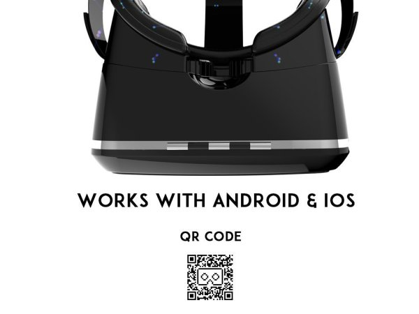 RoboTouch VR LITE (New) 100-120 Degree FOV with Highest Immersive Experience-788