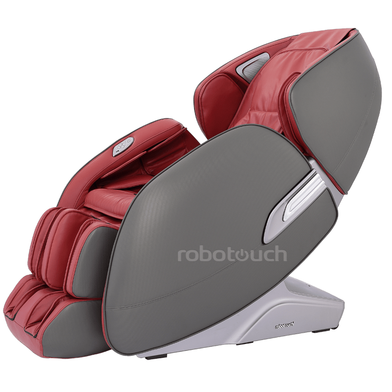 capsule red Massage Chair