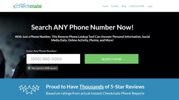 12 Best Reverse Phone Lookup Services That Actually Work Robots Net