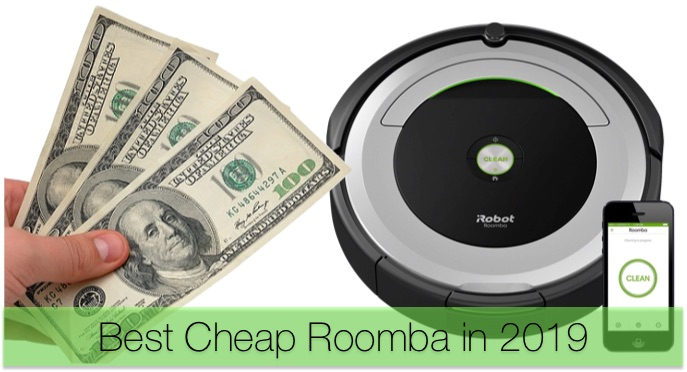Best Cheap Roomba in 2019