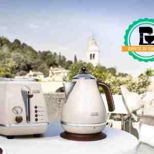 Delonghi CTOV 2103.BGmeilleur Grille-pain Icona Vintage (Crème)
