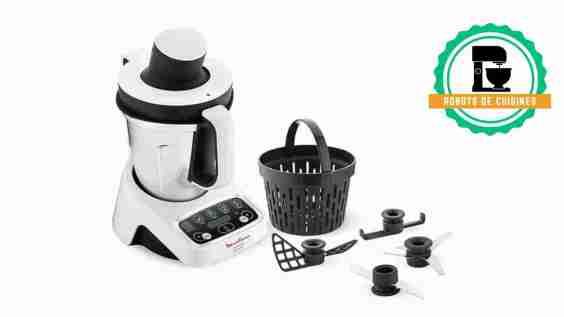 accessoires pour votre robot cuiseur volupta de marque Moulinex
