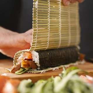 Comment utiliser un kit a sushi