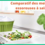 meilleures essoreuses à salade