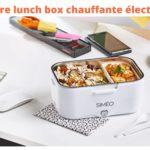 lunch box chauffante électrique