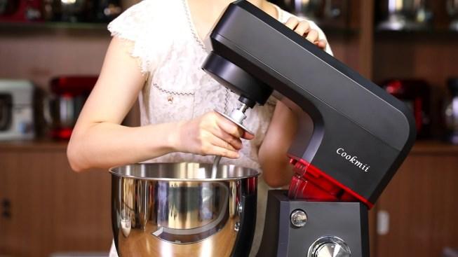 À propos de la robots pâtissier Cookmii