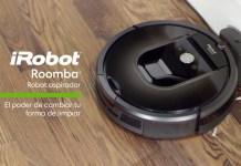 Los robots de limpieza Roomba de la serie 900 mejoran sus funciones