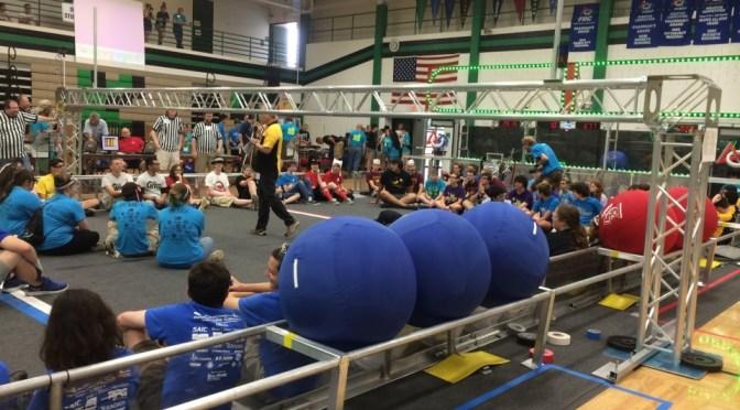 2016 Central Ohio Robotics Invitational Webcast