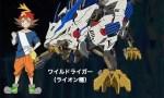 【ゾイドワイルド】2話『襲来!デスメタル帝国』感想