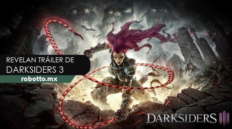 Darksiders no andaba muerto, andaba de parranda.