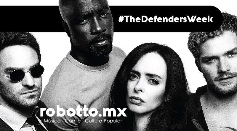 #TheDefendersWeek