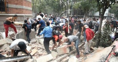 recomendaciones tras sismo
